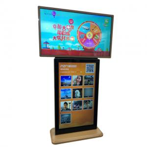 China Stand Alone Multi Touch Digital Signage 55 Inch Electromagnetic Dual Touch Screen on sale