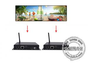 China Seamless Video Wall Media Player Android Box , Android Tv Media Box 500 Nits Brightness on sale