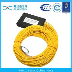 Quality 900um moudle plc splitter for FTTx\Gpon\ODF\ODN for sale