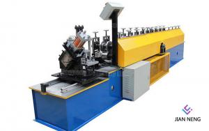 China Full Auto C Z U L W Shape Roll Forming Machine With 1.5 - 3 mm Thickness on sale