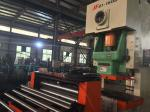 Galvanized Steel Board / Metal Walk Boards For Exports Roll Forming Machine