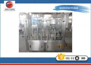 Quality Commercial PET Bottle Auto Water Filling Machine 12000bph PLC Control Touch for sale