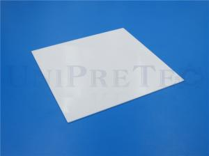 China High Hardness Corrosion & Wear Resistant ZrO2 Zirconia Ceramic Substrate on sale