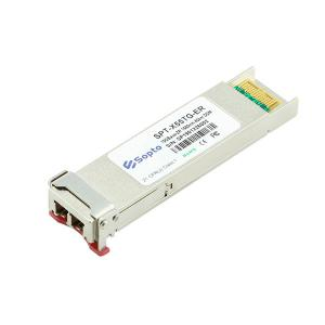 China 10G XFP Ethernet Optical Transceiver Duplex LC Interface With Low Power Dissipation on sale
