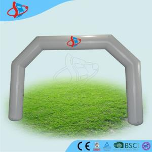 China Outdoor White Inflatable Party Decorations Waterproof For Meeting on sale