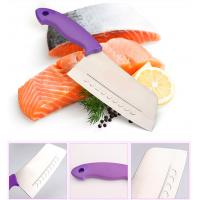 China Durable Stainless Steel Kitchen Knife Set Multi Purpose Cutter Tools 30cm Size on sale