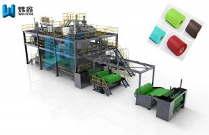 China PP Non Woven Bag Making Machine on sale