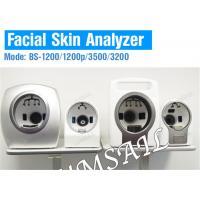 Facial Skin Analyzer Machine / Skin Care Machines For Roughness , Pores , Wrinkles