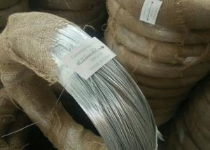 China Zinc Coating Electric Galvanized Iron Wire / Loop Type Galvanized Binding Wire on sale