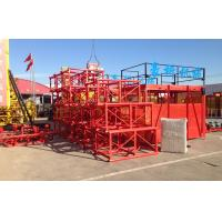 Vertical Construction Material Hoist SS100/100 With Cage 2.8 x 1.5 x 1.9 m