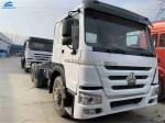 Howo 6x4 Used Tractor Trucks Good Working Condition With Daily Maintenance