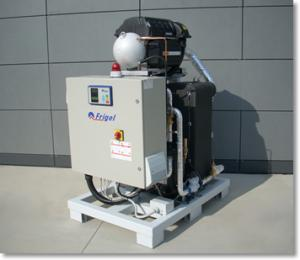 China Water cooled Water Chiller with Heat Recovery Heaters on sale