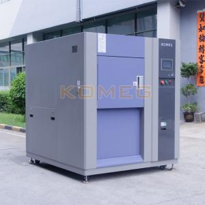 Quality 3-Zone Air Type Thermal Shock Test Chamber Climate Test Equipment for Laboratory for sale