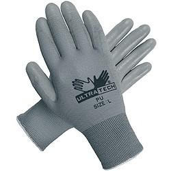 China Multi-Purpose Pig Grain Leather Work Glove HYM12 on sale