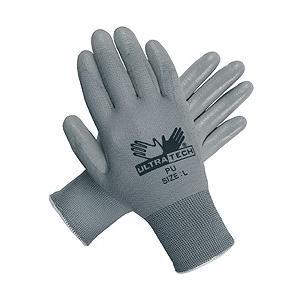 China Multi-Purpose Pig Grain Leather Work Glove HYM12 on sale