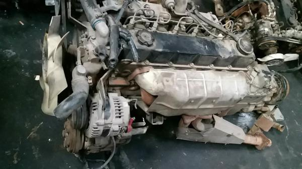 Used Auto Parts Nissan Motor Parts TD42 / QD32 With Reliable