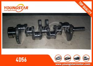 China Hyundai D4BB Engine Crankshaft 23111-42920 2311142920 Bolt Size M14 M18 supplier