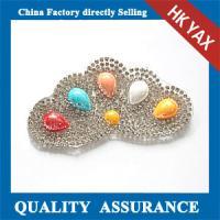 China D0930 Hot sate Bridal korea ceramic pearl Appliques ,Ceramic pearl Bridal Applique,Bridal Sash Applique wholesale on sale