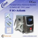 Professional Nd Yag Laser Tattoo Removal Machine For Age Pigment , Portable