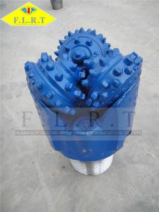 China IADC 435 Tricone Drill Bit / TCI Tricone Bit Blue For Drilling Groundwater on sale