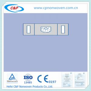 China Surgical Ophthalmic Drapes (Eye Drape) wholesale