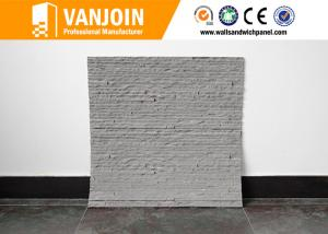 China Flame Retardant Handmade Clay Wall Tile For Interior Wall Decorative , ISO Approved on sale