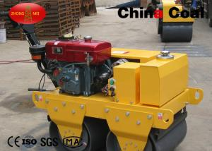 China 600kg Highway Construction Equipment Hydraulic Road Compactor Roller Equipment 20L on sale