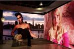 Front Service Indoor LED Video Wall P3 P4 LED Media Wall No Noise Middle East