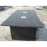 China Chinese Blue Limestone Slabs Limestone Counter Tops Limestone Desk for Garden on sale