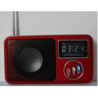 China portable mp3 speaker with radio  on sale