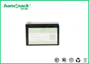China 12V100Ah Series Lead Acid Battery Replacement LiFePO4 Battery Pack With Charger on sale