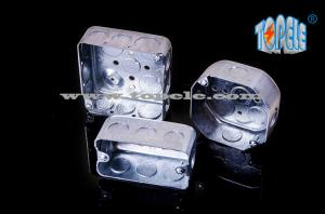 China Galvanized Steel Electrical Boxes And Covers on sale