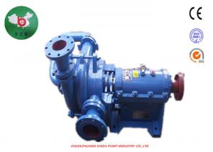 China 65ZJW Filter Press Feed Pump , Cast Iron Centrifugal Water Pump Horizontal on sale