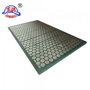 China 16 - 325 Mesh Shale Shaker Mesh Screen Square And Rectangle Hole Shape on sale