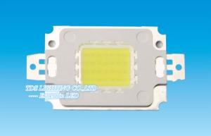 China 620NM - 630NM - 660NM Red 30W High Power LED For Aquarium Light / Growing Light on sale