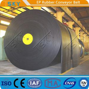 China EP Series EP100 Rubber Conveyor Belt on sale