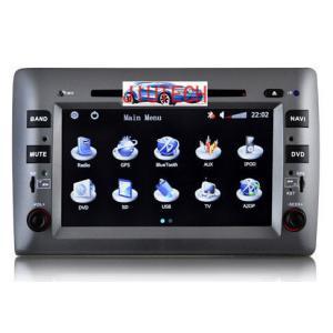 China Car Stereo GPS Satnav Navigation Headunit for FIAT STILO 2002-2010,fiat stilo navigation s on sale