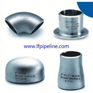 China Le petit prix 304 montage de tuyau de soudure de 316 prises et TNP filètent le montage de tuyau on sale