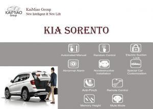 China Bottom Suction Lock Electric Power Tailgate Lift Kits For Kia Sorento Easily on sale