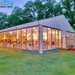 Giant Outdoor Wedding Tent / Festival Marquee Tent for 200 Guests
