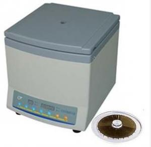 China TGL-12B High Speed Micro hematocrit Laboratory Centrifuge/Blood Centrifuge (CE) on sale