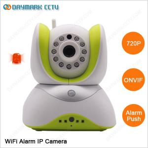 China Intelligent linkage alarm wireless security camera with PIR sensor on sale