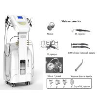 Multifunctional Oxygen Facial Machine , Oxygen Jet Peel System For Skin Tightening Equipment