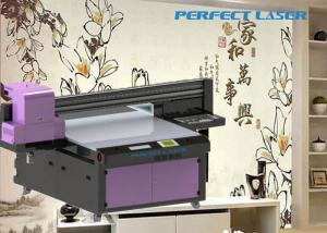 China High Efficiency UV Flatbed Printer Multi - Function 1500 * 1300mm Width on sale