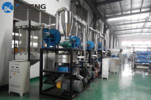 China SMW 400 PVC Scrap Pulverizer?, Plastic Powder Making Machine?One Year Warranty on sale
