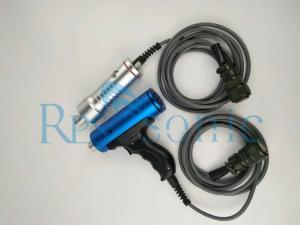 China Pistol Type Ultrasonic Spot Welding Machine 28Khz For Single Point Welding on sale