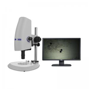 Quality Professional Digital Video Microscope / Coaxial Illumination Microscopy for sale