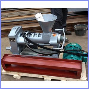 China petite machine de presse d'huile d'arachide de vis, expulseur de presse d'huile de soja on sale