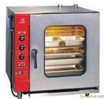 Horno eléctrico occidental 10-Tray GN 1/1 del vapor de la cocina 18KW Combi de JUSTA WR-10-11