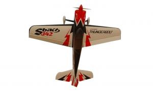 China RC Sbach342-V01 Gas Airplane on sale